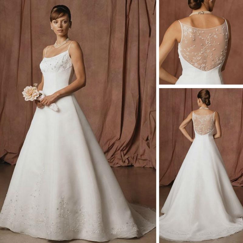 Lace Wedding Dress Patterns