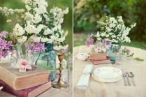 Vintage Table Decoration Amazing Vintage Wedding Table