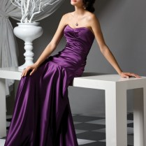 Violet Dresses Ides For Purple Weddings – Designers Outfits Collection