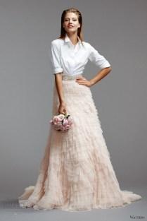Watters Brides Spring 2014 Wedding Dresses