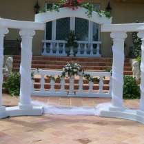 Wedding Arches Rental North Myrtle Beach Equipment And Party