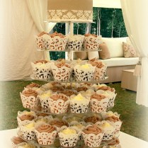 Wedding Cake & Cupcake Towers