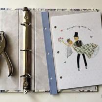 Wedding Card Book · How To Make A Scrapbook · Papercraft On Cut