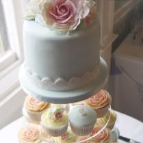 Wedding Cupcakes Towers