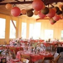 Wedding Decoration Ideas Outdoor Coral Wedding Decor Ideas With