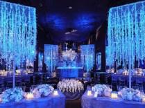 Wedding Decoration Ideas White Winter Wedding Decor With White