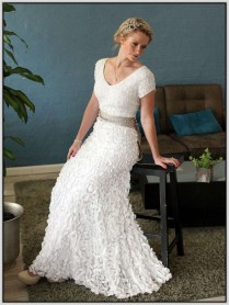 Wedding Dress For Second Marriage Uk