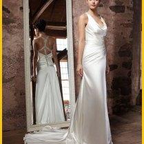 Wedding Dresses Silky