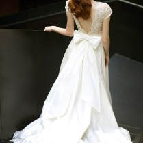 Wedding Dresses With Bow On Back Browse Pictures And High Quality