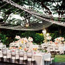 Wedding Light Canopy – Cheap Spring Party Theme & Unique Ceremony