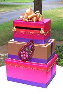 Wedding Money Box @ Etsy