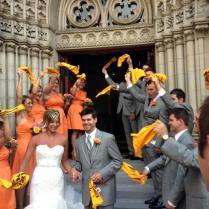 Wedding Photos Fantasy Football
