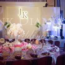 Wedding Planning Decorations On Decorations With Pink Diamond
