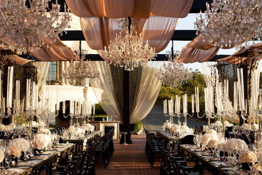 Decorating Ideas Home Wedding Reception