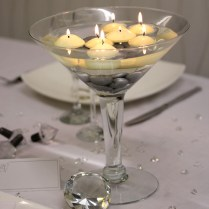 Wedding Stemless Martini Glasses All About Glass