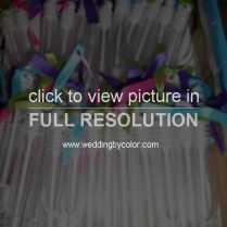 Wedding Tag Bubbles