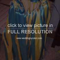 Wedding Tag Ribbon Wands