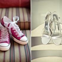 Wedding Tennis Shoes 06