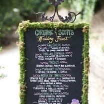 Wedding Trends 2013 Chalkboard Wedding Decor And Details