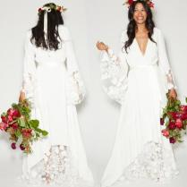 Western Wedding Dresses Plus Size