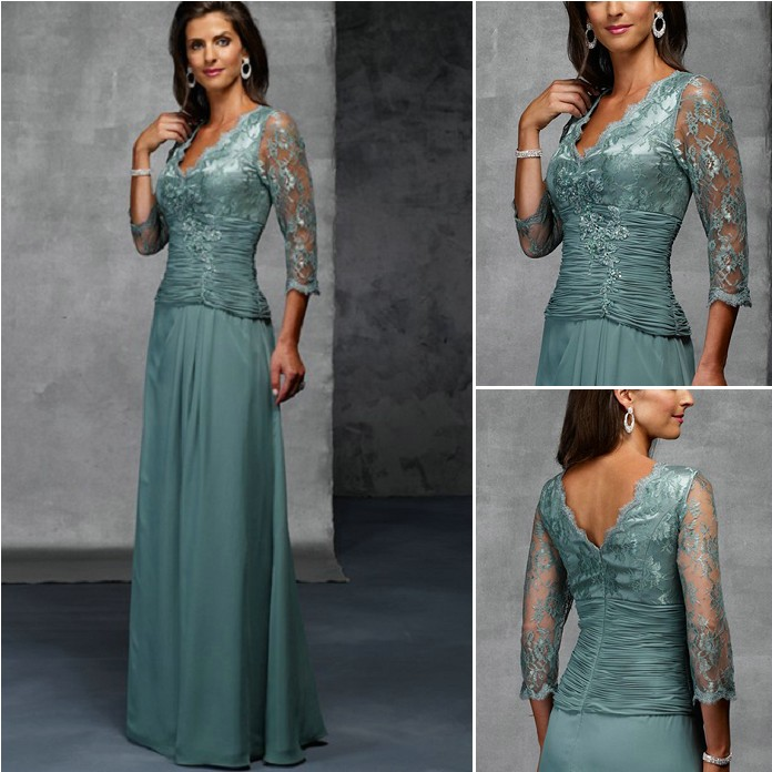 Outdoor Wedding Mother Of The Bride Dresses: Western Wedding Wear For Mother Of The Bride