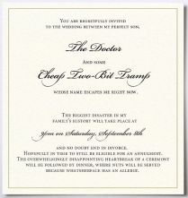 What To Say On Wedding Invitation Ideas