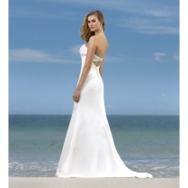White Beach Wedding Dresses Browse Pictures And High Quality