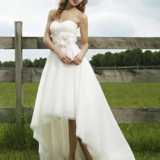 Whiteazalea Destination Dresses Farm Wedding Dresses