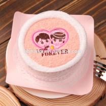 Wholesale Towel Cupcake Wedding Favors Rose Wedding Towel Gift