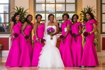Why Do Bridesmaids Dress Alike
