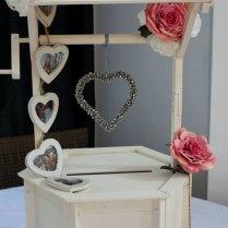 Wishing Well Wedding Card Post Box
