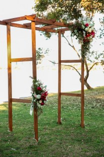 Wooden & Floral Wedding Arches