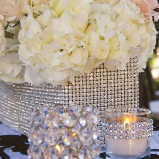 1000 Ideas About Bling Wedding Centerpieces On Emasscraft Org