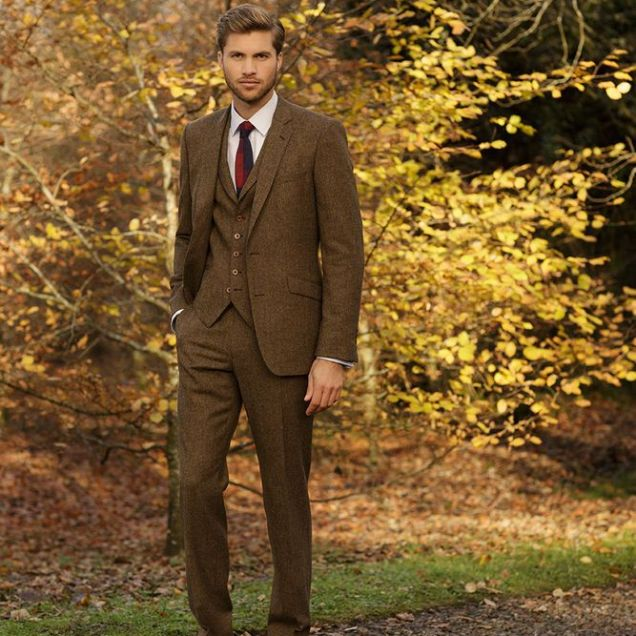 1000 Ideas About Brown Suit Wedding On Emasscraft Org