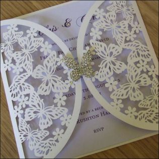 1000 Ideas About Butterfly Wedding Invitations On Emasscraft Org