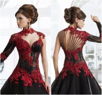 1000 Ideas About Gothic Wedding Dresses On Emasscraft Org
