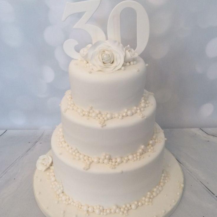 30th Wedding Anniversary Decorations