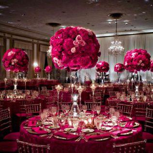 1000 Ideas About Pink Centerpieces On Emasscraft Org