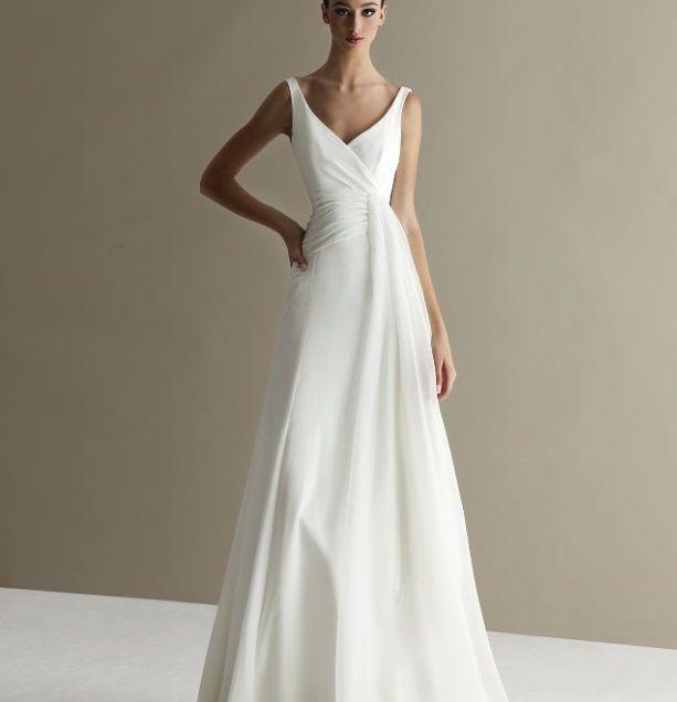 1000 Ideas About Plain Wedding Dress On Emasscraft Org