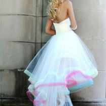 1000 Ideas About Rainbow Wedding Dress On Emasscraft Org