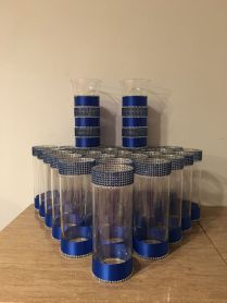 1000 Ideas About Royal Blue Centerpieces On Emasscraft Org