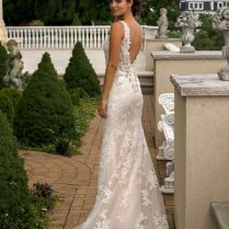 1000 Ideas About Sheath Wedding Dresses On Emasscraft Org
