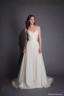 1000 Ideas About Spaghetti Strap Wedding Dress On Emasscraft Org
