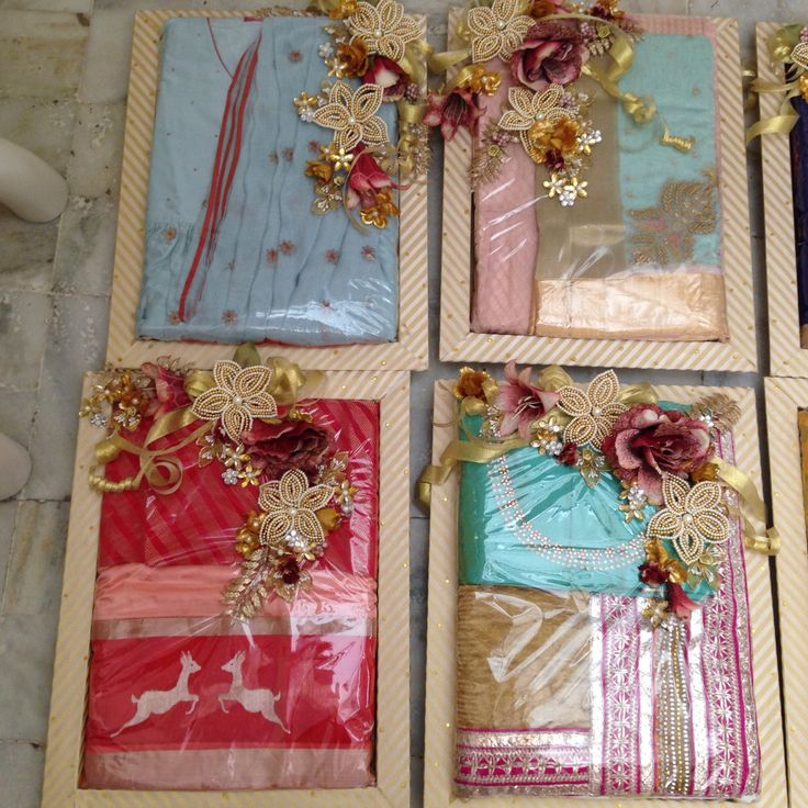Wedding Gift Wrapping Ideas Images: Gift Wrapping For Indian Wedding