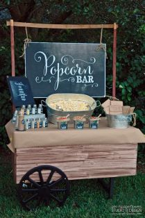 1000 Ideas About Wedding Popcorn Bar On Emasscraft Org