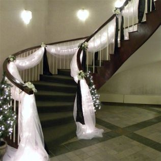 1000 Ideas About Wedding Staircase Decoration On Emasscraft Org