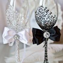 1000 Ideas About Wedding Wine Glasses On Emasscraft Org