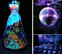 Glow In The Dark Wedding Dress
