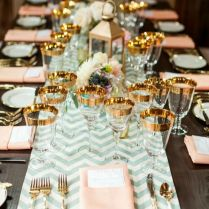 1000 Images About Mint & Gold Wedding On Emasscraft Org