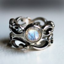 1000 Images About Moonstone Engagement Rings On Emasscraft Org